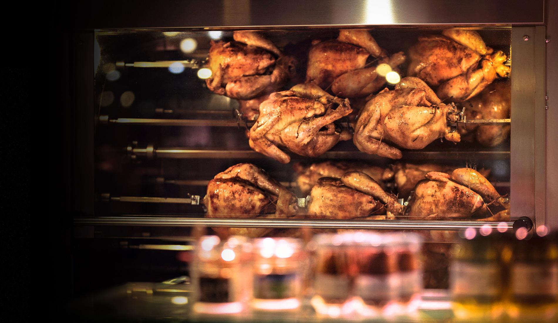 poulets rôtisserie kokoko anglet