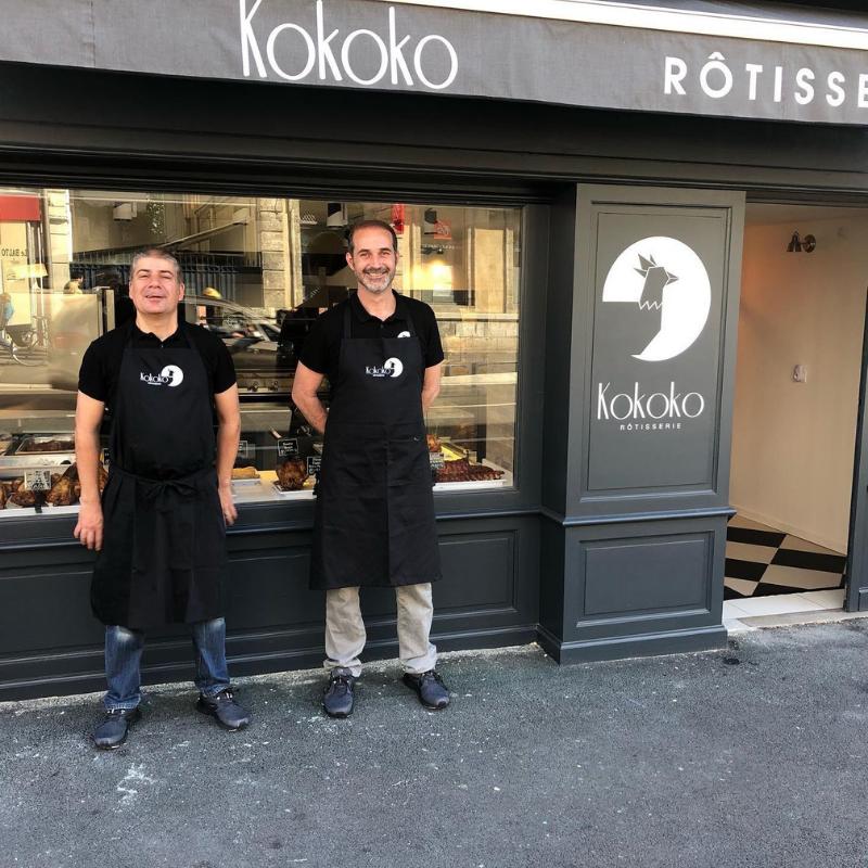 Boutique Kokoko Rôtisserie Bayonne